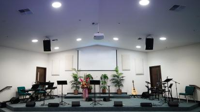 Hanmaeum International Baptist Installation – Fort Worth, TX