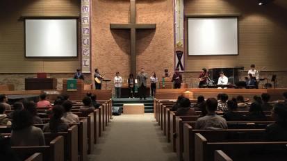 Audio Consultation & Operation @ Keunnamu Presbyterian Church