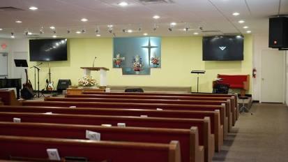 A/V Consultation @ Korean-American First Baptist Church of Arlington