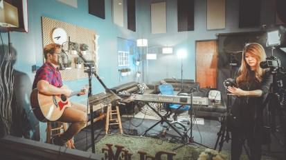 [VIDEO] Julia & Eugene MV Production @ Living Sound Studio