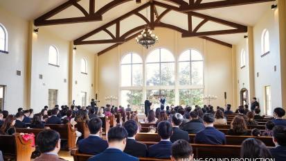Wedding Audio Rental  @ Chapel at Ana Villa –The Colony, TX
