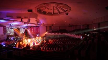 Christmas at Birchman 2018 (Tech Rehearsal)
