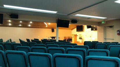 A/V Consultation & Installation  @ Joyful Baptist Church – Colorado Springs, CO