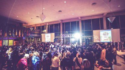 [AV Rental] TCC Campus  showcase event