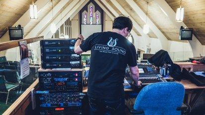 [AV Consultation] New Community Baptist Church at Houston, TX.