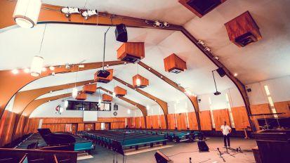 [AV Consultation] New Gate United Methodist Church in Killeen, TX