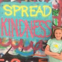 Brighton student lands $10K donation to spread kindness