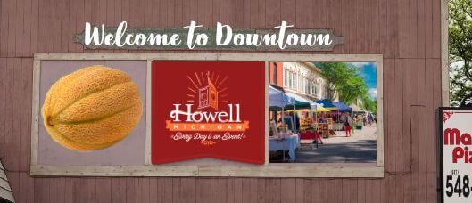 Downtown Howell: The murals are coming! The murals are coming!
