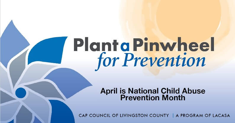 469b08b1341 Pinwheels Campaign launches in April to benefit Child Abuse Prevention  Council