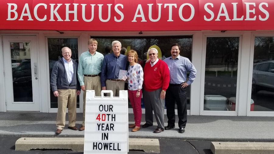 Backhuus Auto 40th Anniversary