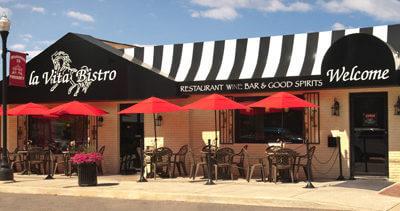 Pinckney's La Vita Bistro restaurant closes its doors