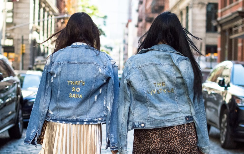Double the Denim, Double the Fun