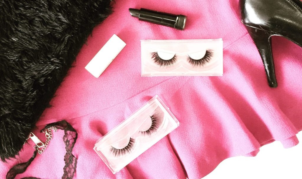3D Mink Lashes with Private Label Extensions