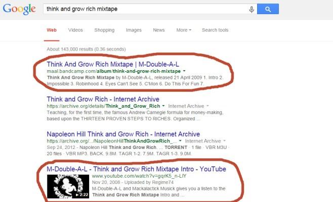 thinkgrow rich