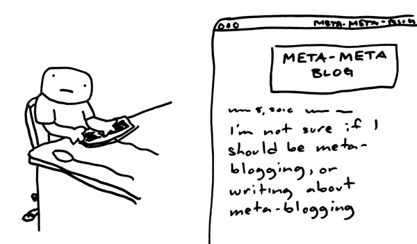 dood that's so meta