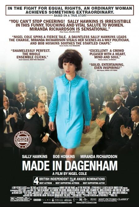 Sally Hawkins, Made in Dagenham, Oscars, Miranda Richardson
