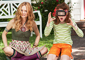Heather Graham, Summer Vacation,Things to do with Kids