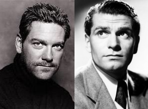 Kenneth Branagh, Laurence Olivier