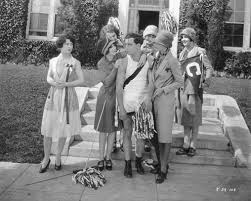 Buster Keaton Goes to 'College'