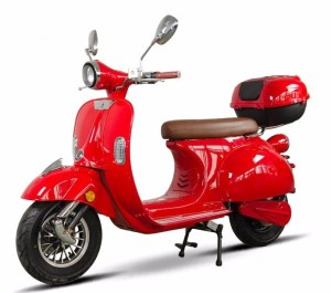 THELMOCO Zen - 50cc equivalent moped