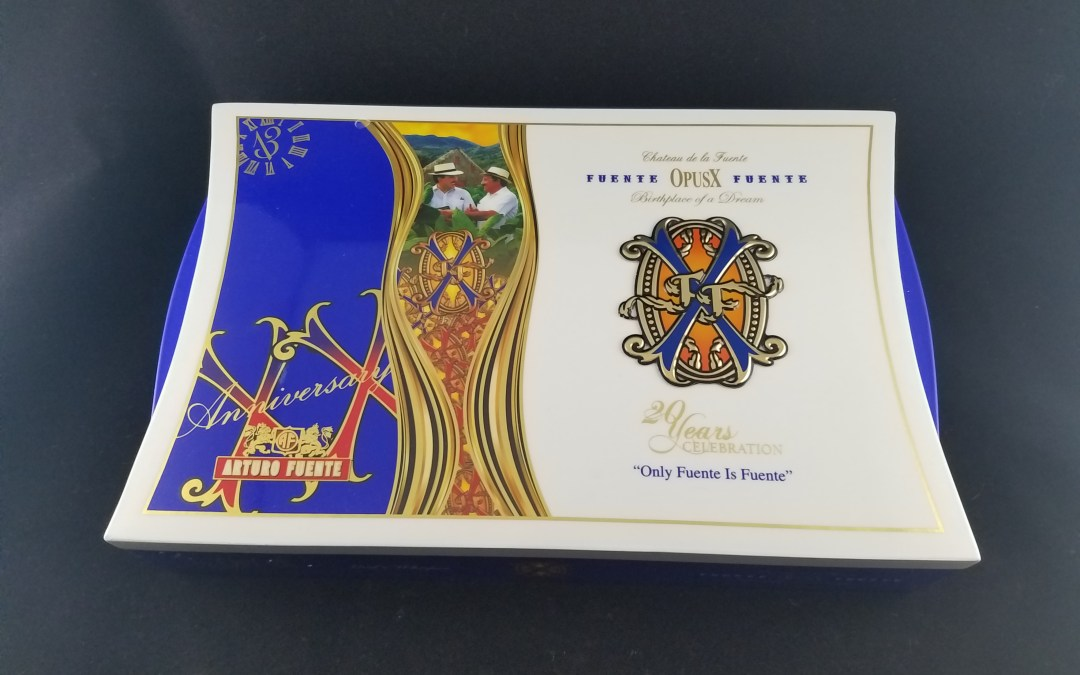 Opus X 20th Anniversary Celebration