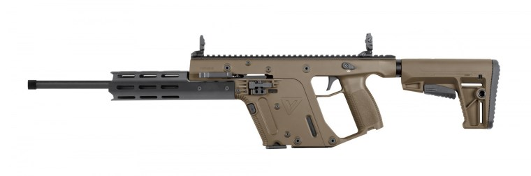 Kriss Usa To Release Vector Rifle And Pistol Chambered In 22lr The Loadout Blog
