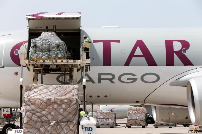 Qatar Airways Cargo fournit un pont aérien entre la Chine et la ...