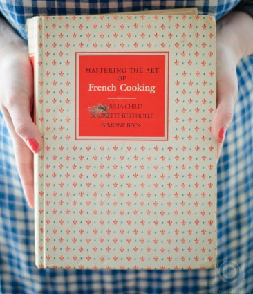 julia child french cookinga