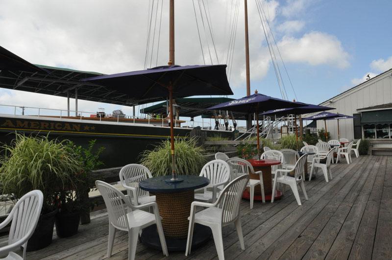 Fishermans Wharf Seafood Restaurant Menu