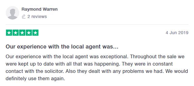 local agent 5
