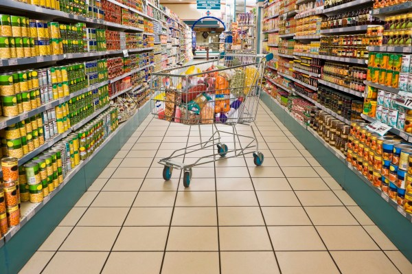 Supermarket Layout And Visibility Of Retail Brands