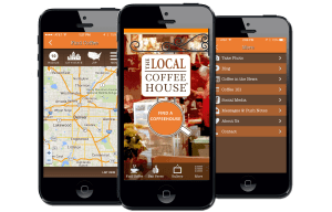 The Local Coffeehouse Guide App | All Rights Reserved.