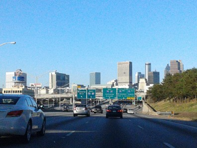 Travel to Big Cities (Atlanta, GA)