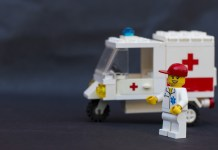 outsidah lost ambulance
