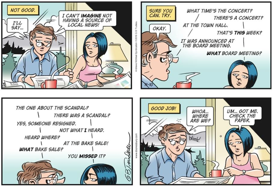Doonesbury hits the nail on the head