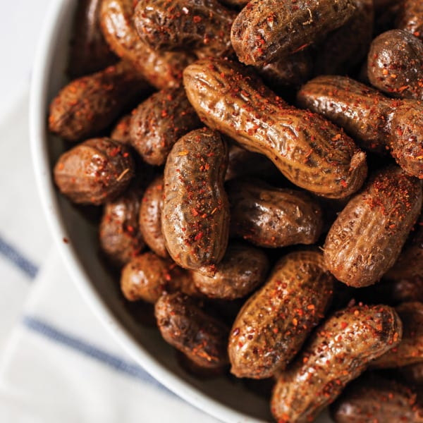 Cajun Boiled Peanuts  The Local Palate  The Local Palate is the Souths premier food culture