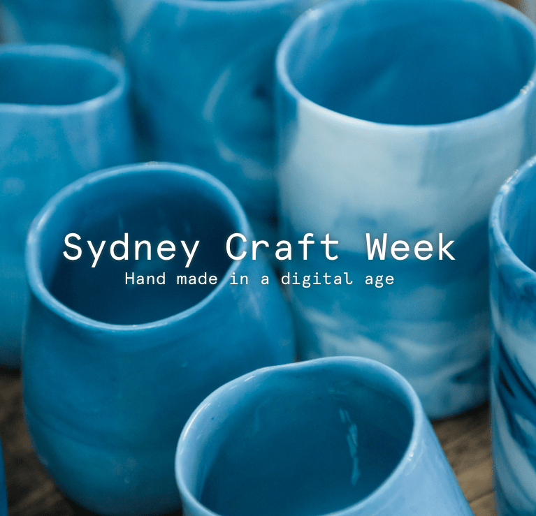 Sydney Craft Week - Events & Exhibitions - The Local Project