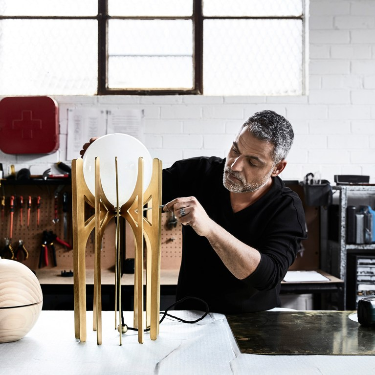 Ilan El of ILANEL - Feature Interview - Australian Lighting Design - Photographed by Lillie Thompson - Image 9