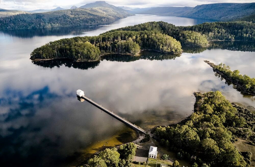 Local Australian Architecture Pumphouse Point Designed By Cumulus Studio 29