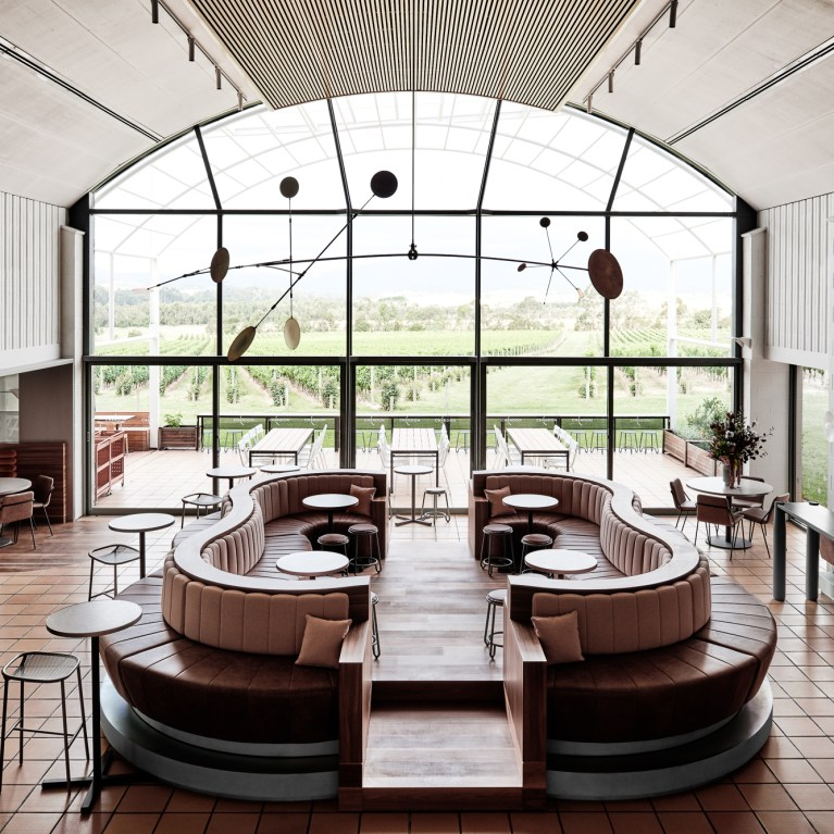Gallery Of Chandon Australia By Foolscap Studio Local Australian Design And Interiors Yarra Valley, Vic Image 8