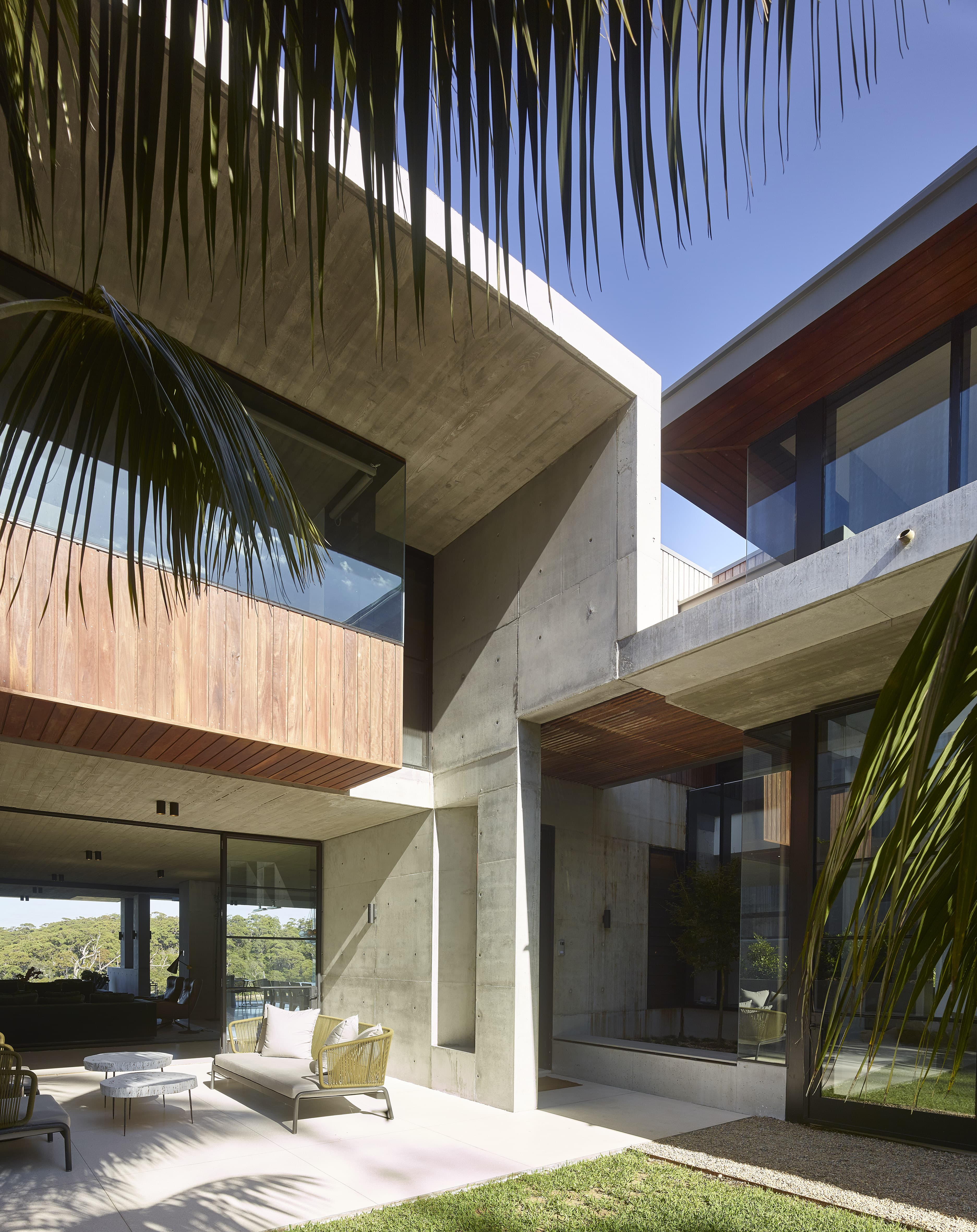 Gallery Of Mosman House By Shaun Lockyer Architects Local Australian Design And Interiors Mosman, Nsw Image 3 Min