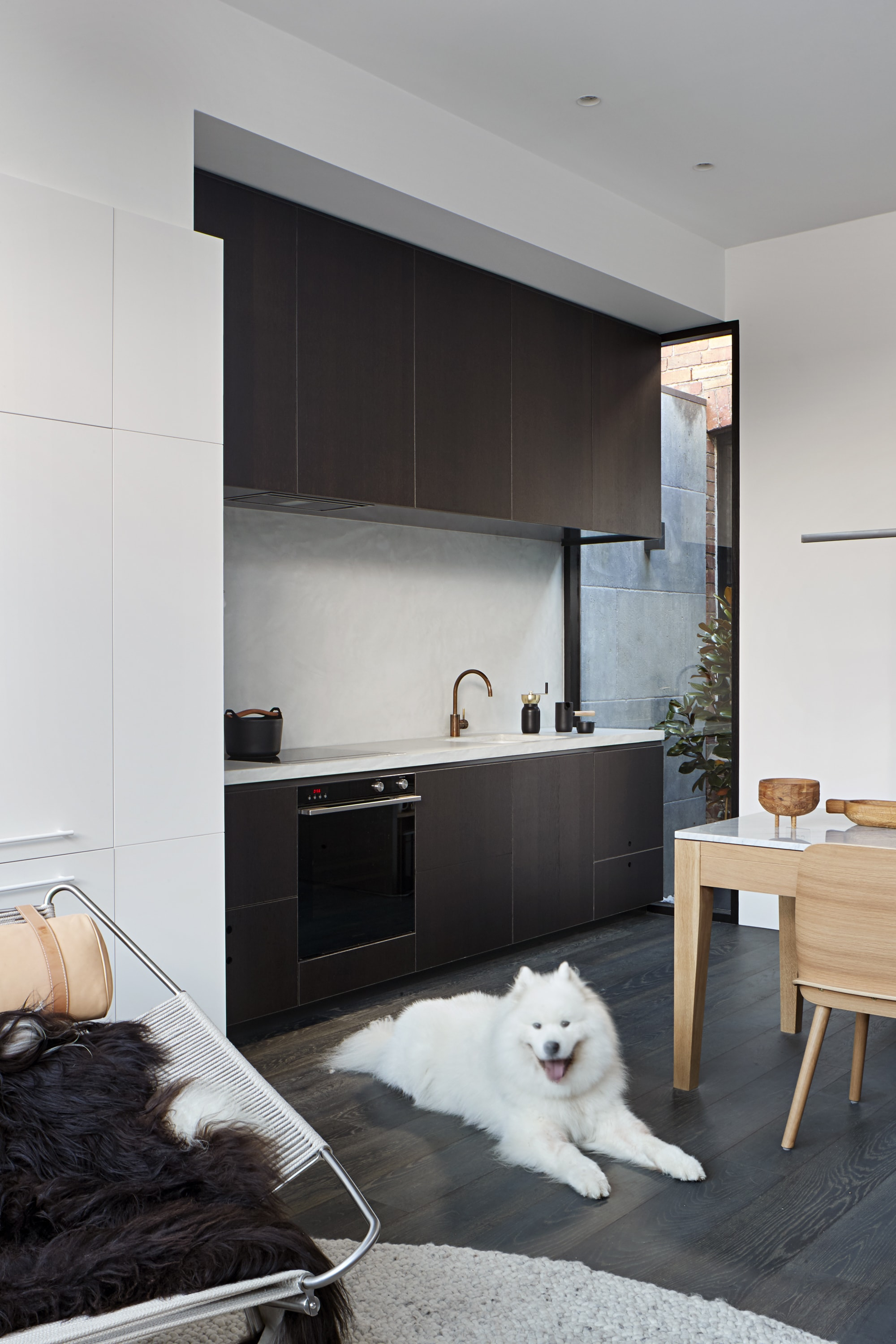 The Pocket House By Whiting Architects The Fisher & Paykel Series Melbourne, Victoria, Australiaf&p Whiting Littleogrady ©smg 9064 Min