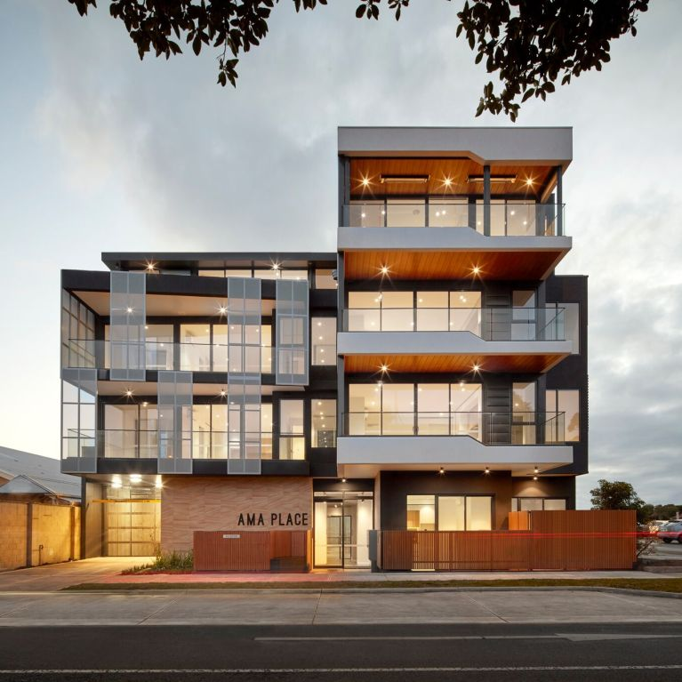 Gallery Of 33 35 Sargood Street By Mancini Made Local Australian Architecture & Interior Design Altona, Vic Image 4