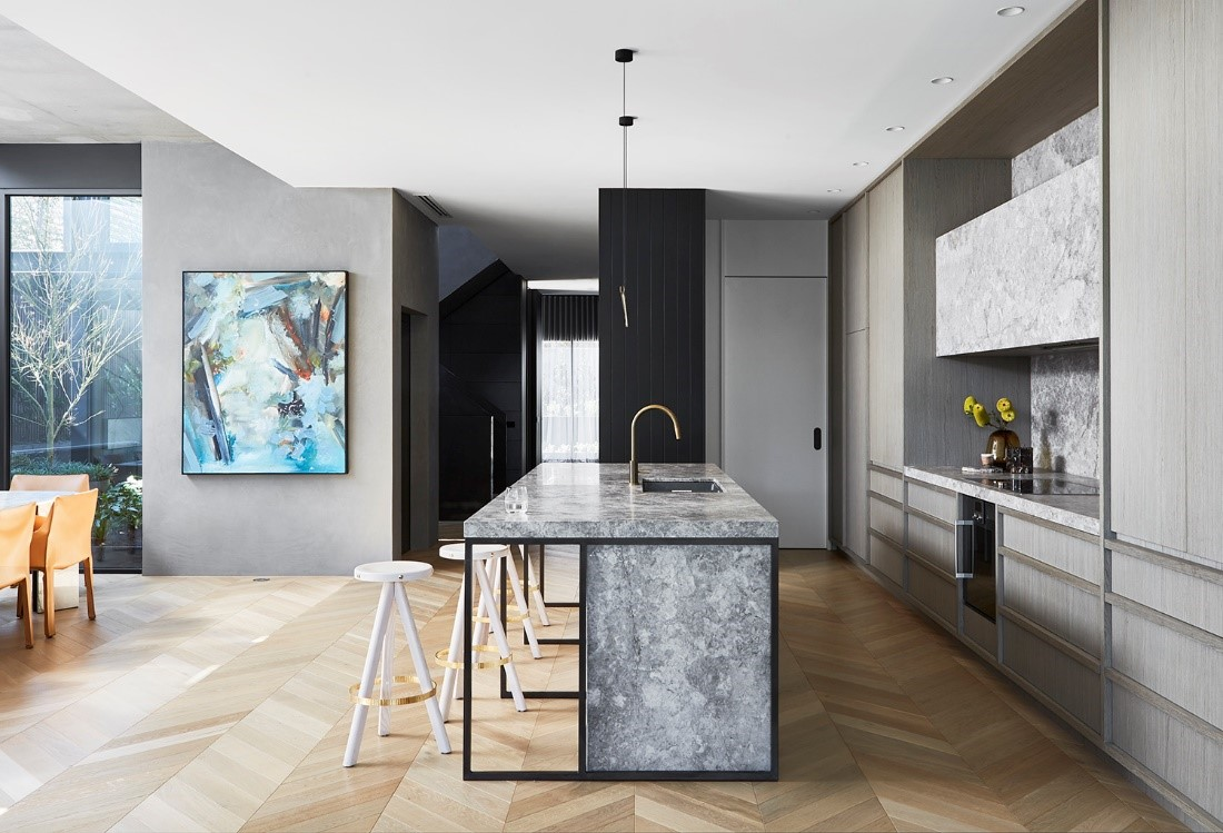 Gallery Of Armadale Residence By Workroom Local Australian Architecture & Residential Interiors Armadale, Melbourne Image 9