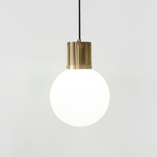 Gallery Of Perf Pendant By Ben Tovim Design Local Australian Lighting & Furniture Design Fawkner, Melbourne Image 1