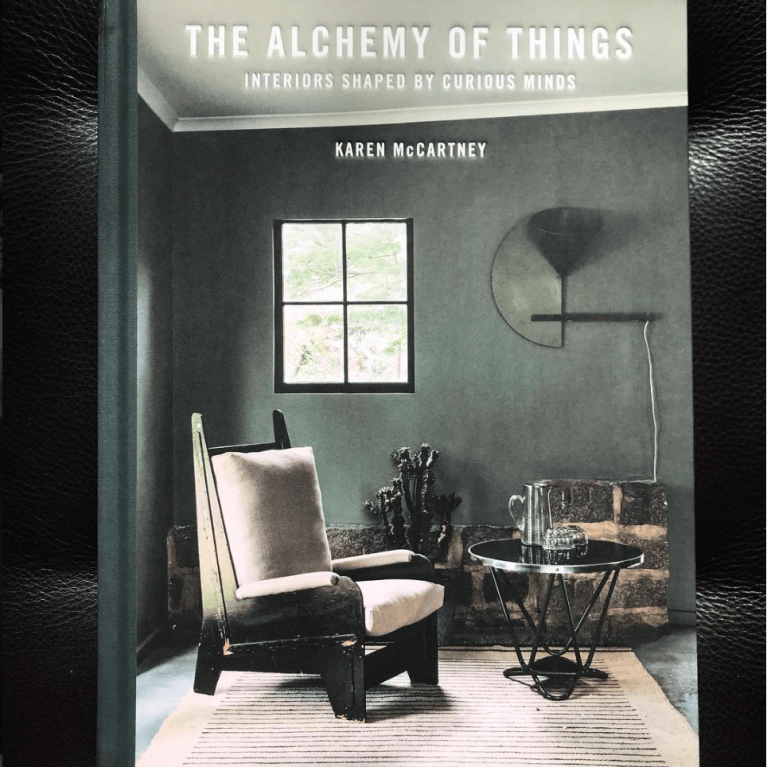 The Alchemy of Things by Karen McCartney with Murdoch Books
