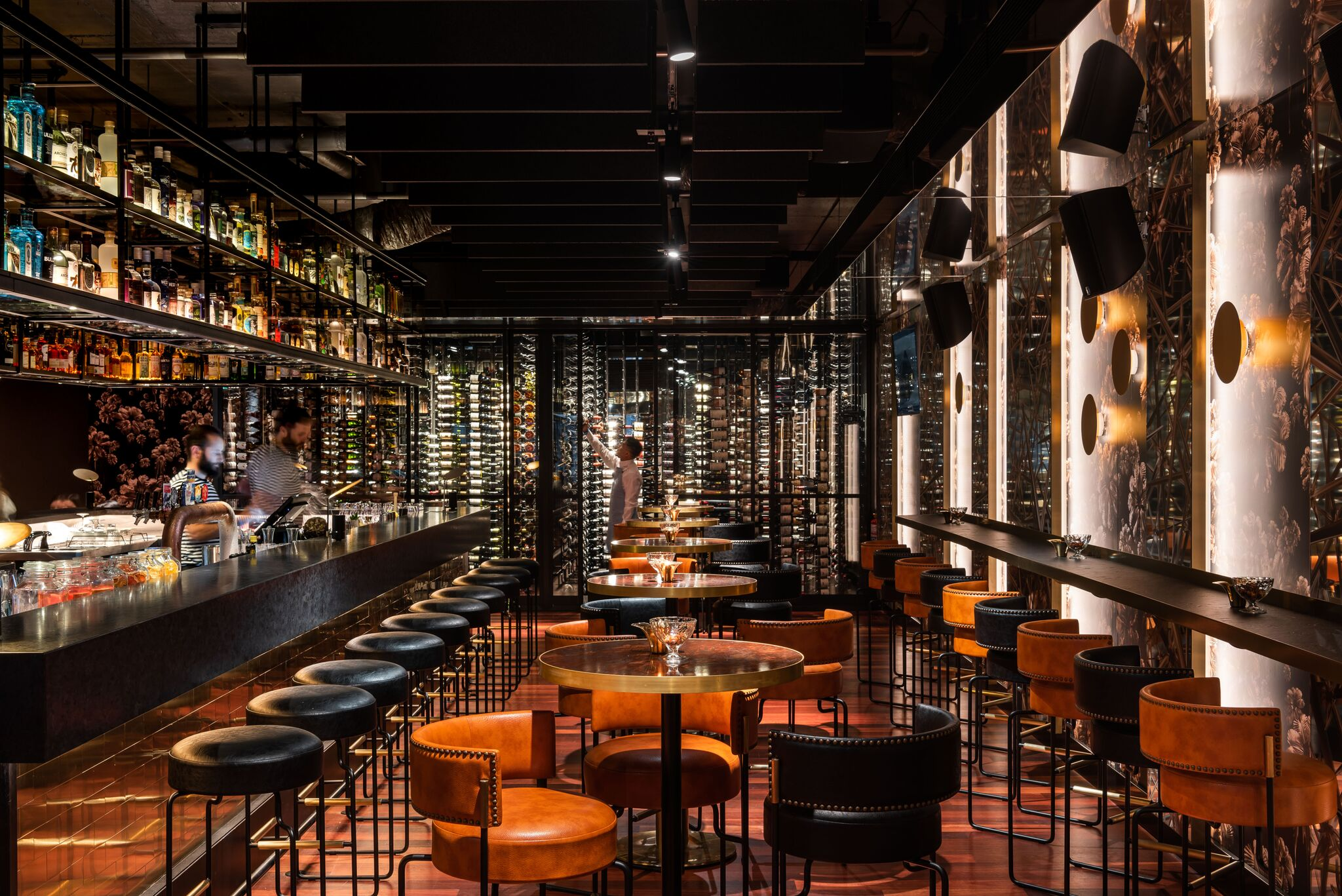 Gallery Of Qt Perth By Nic Graham Local Australian Design & Interiors Perth, Wa Image 16