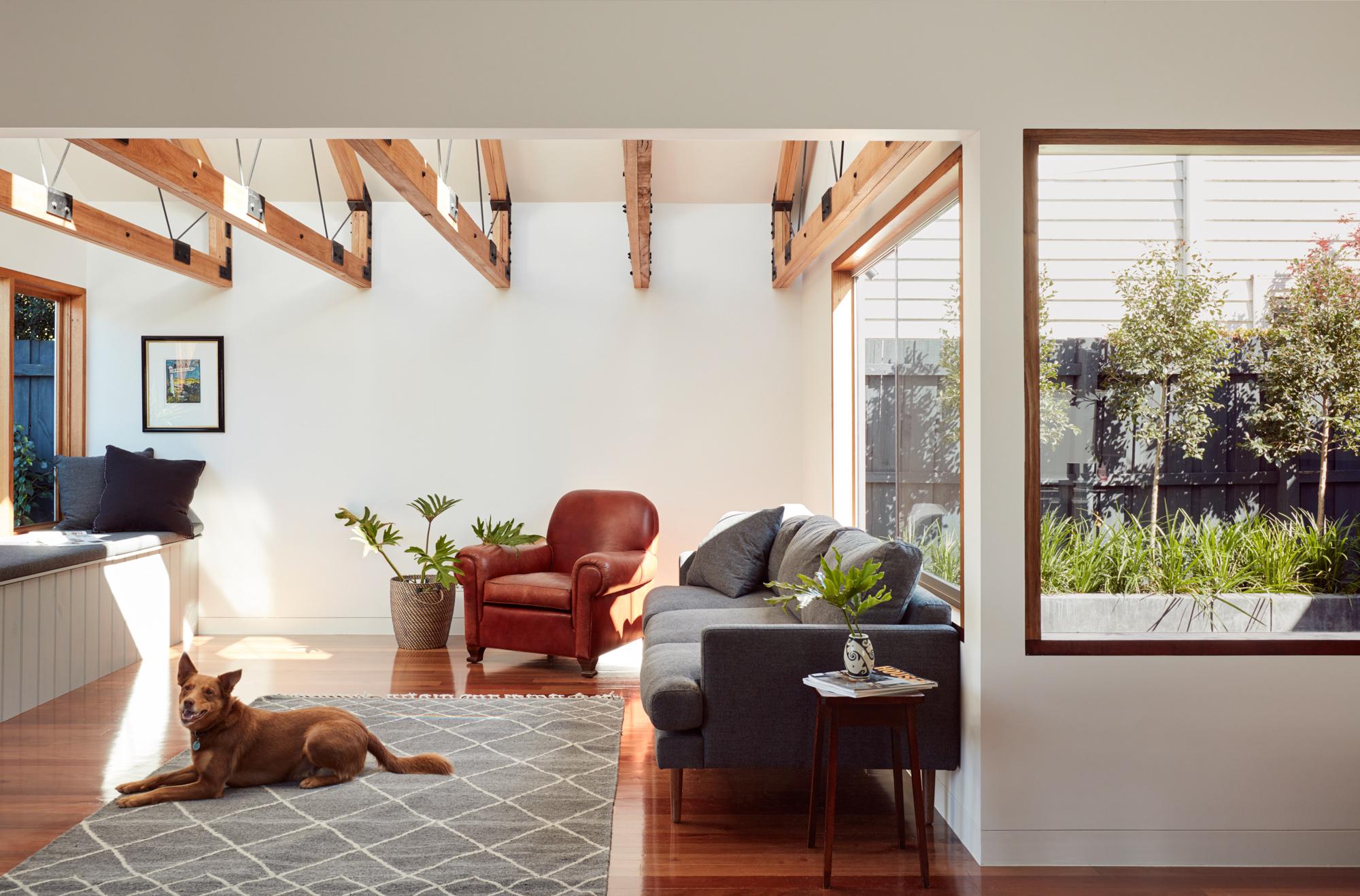 Gallery Of Albert Park House Local Australian Contemporary Interior Design & Residential Styling Albert Park, Melbourne Image 16