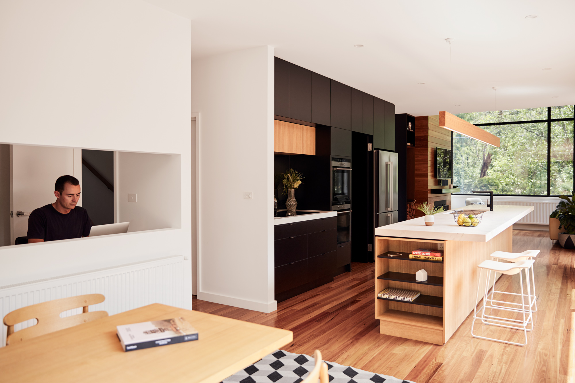 Gallery Of Blackburn House By Archiblox Local Australian Interior Architecture And Residential Design Blackburn, Vic Image 15