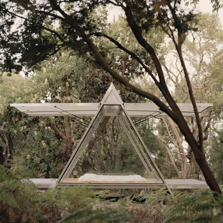 Gallery Of Bush Camp 1 By Richard Stampton Architects Local Australian Architecture & Design South East Victoria Image 1